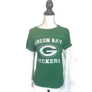 Green Bay Packers NFL Women's Long Sleeve Top